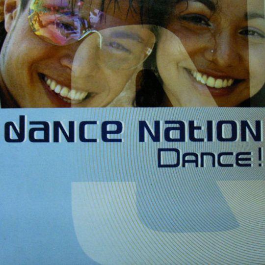 Coverafbeelding Dance Nation - Dance!