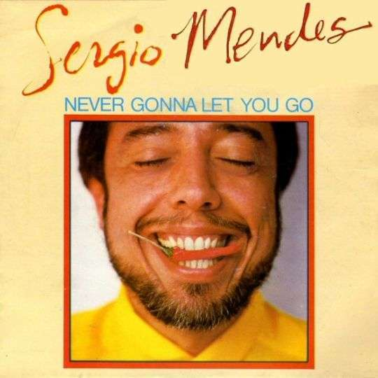 Coverafbeelding Never Gonna Let You Go - Sergio Mendes