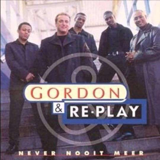 Coverafbeelding Never Nooit Meer - Gordon & Re-Play