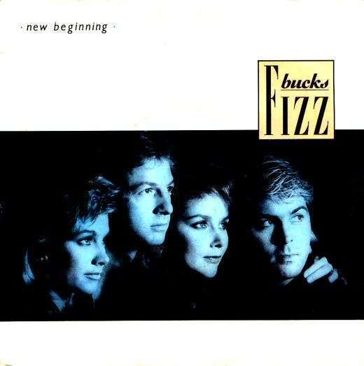 Coverafbeelding Bucks Fizz - New Beginning