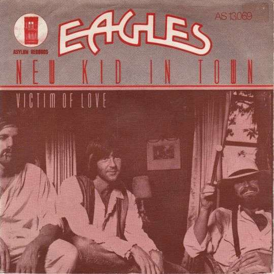 Coverafbeelding New Kid In Town - Eagles