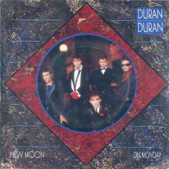 Coverafbeelding New Moon On Monday - Duran Duran