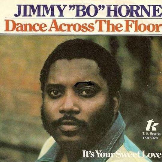 """Coverafbeelding Jimmy """"Bo"""" Horne - Dance Across The Floor"""