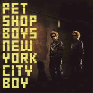 Coverafbeelding New York City Boy - Pet Shop Boys
