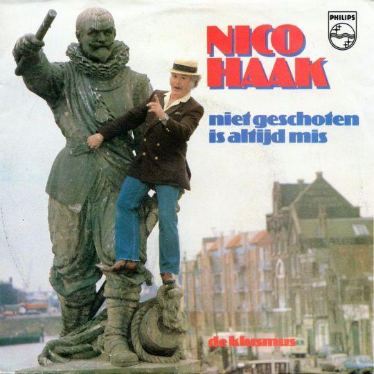 Coverafbeelding Nico Haak - Niet Geschoten Is Altijd Mis