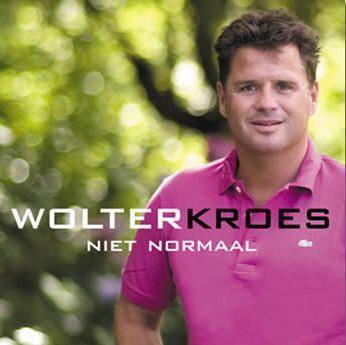 Coverafbeelding Niet Normaal - Wolter Kroes