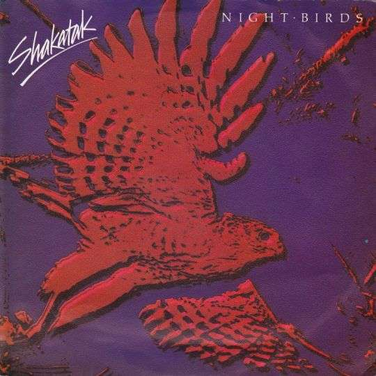 Coverafbeelding Night Birds - Shakatak