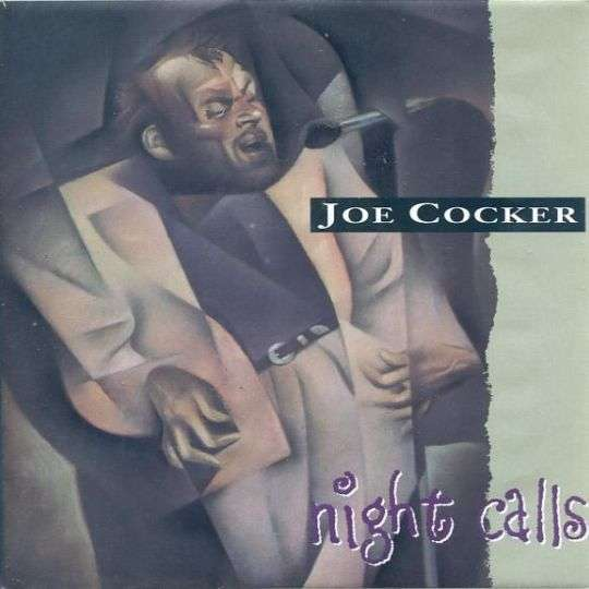 Coverafbeelding Joe Cocker - Night Calls