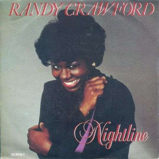 Coverafbeelding Nightline - Randy Crawford