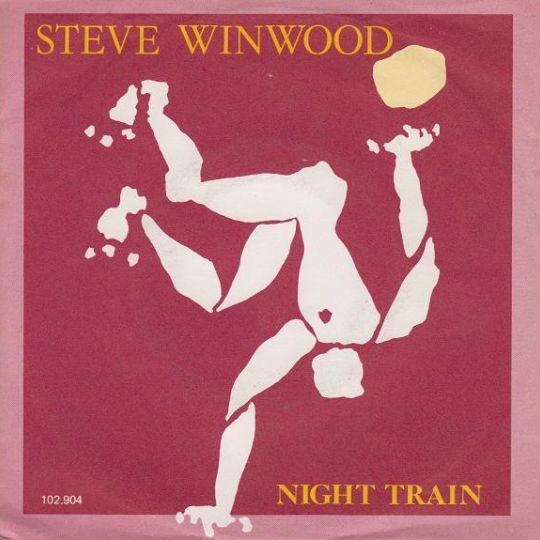 Coverafbeelding Night Train - Steve Winwood