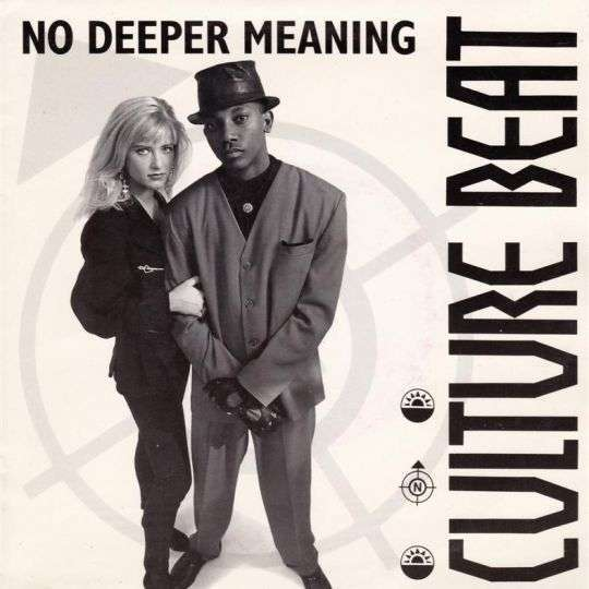 Coverafbeelding No Deeper Meaning - Culture Beat