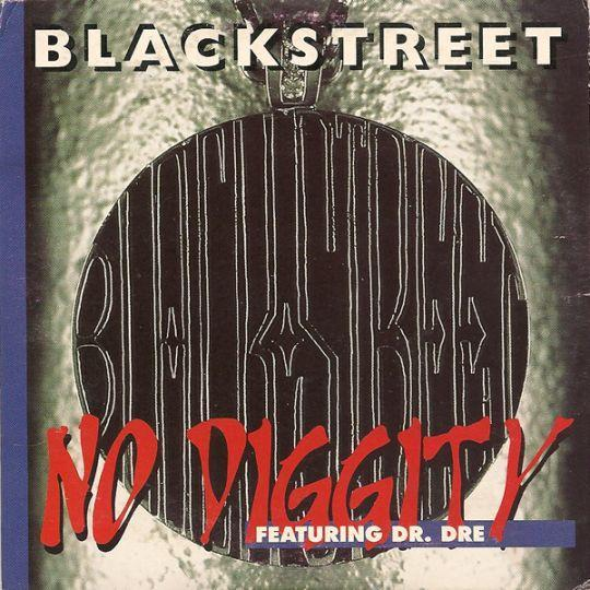 Coverafbeelding No Diggity - Blackstreet Featuring Dr. Dre