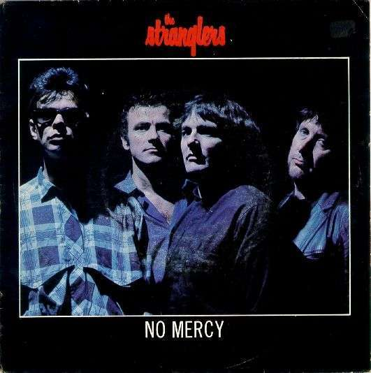 Coverafbeelding No Mercy - The Stranglers