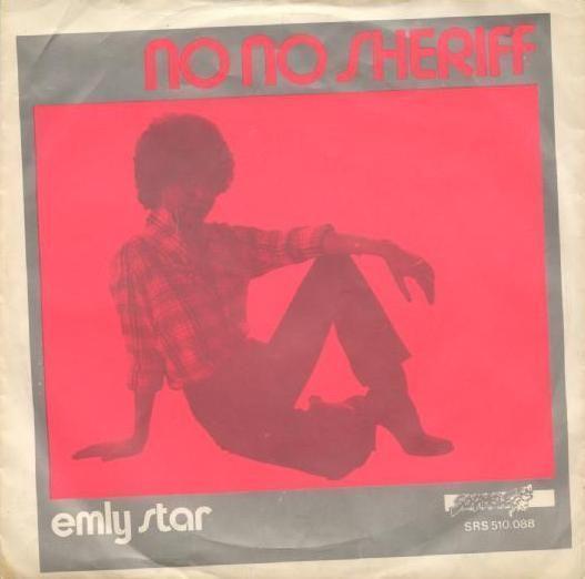 Coverafbeelding Emly Star - No No Sheriff