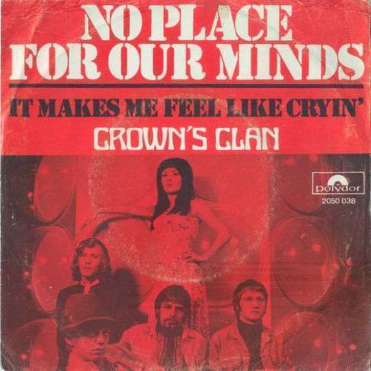Coverafbeelding Crown's Clan - No Place For Our Minds