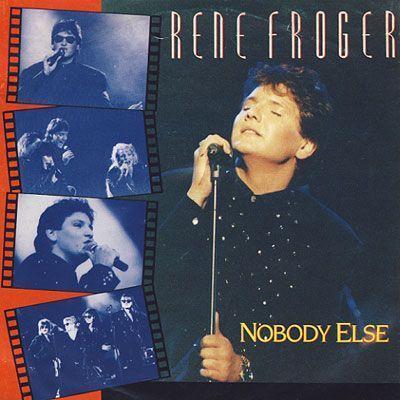 Coverafbeelding Nobody Else - Rene Froger