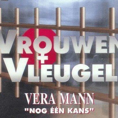 Coverafbeelding Vera Mann - Nog Één Kans