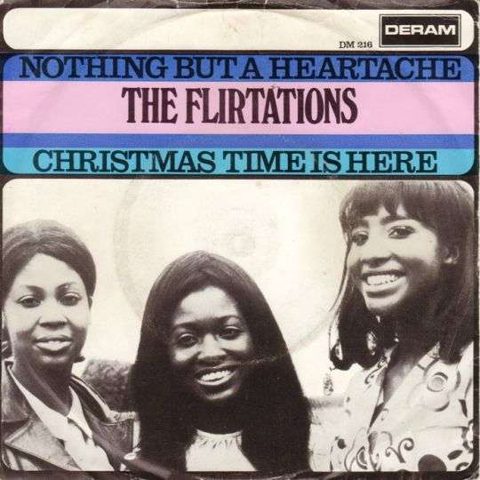 Coverafbeelding Nothing But A Heartache - The Flirtations