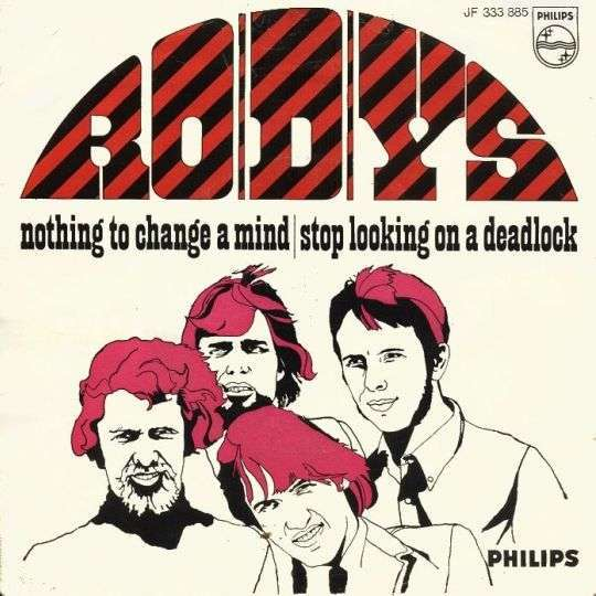Coverafbeelding Nothing To Change A Mind - Ro-D-Ys
