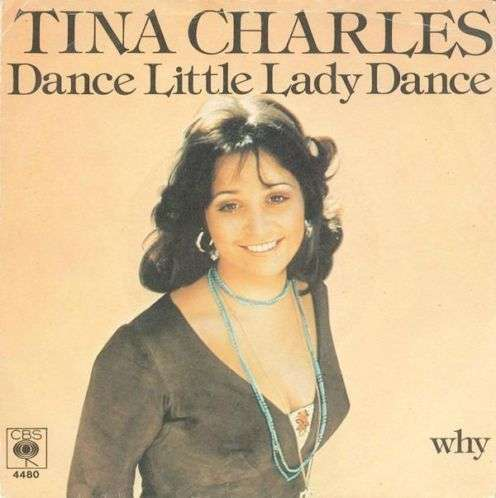 Coverafbeelding Dance Little Lady Dance - Tina Charles
