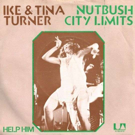 Coverafbeelding Nutbush City Limits - Ike & Tina Turner