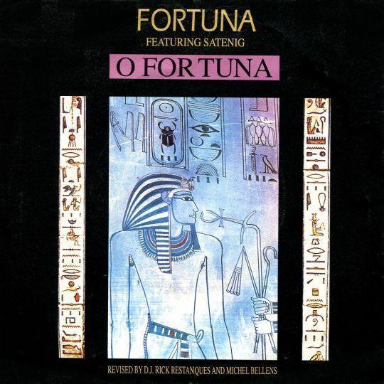 Coverafbeelding Fortuna featuring Satenig - O Fortuna