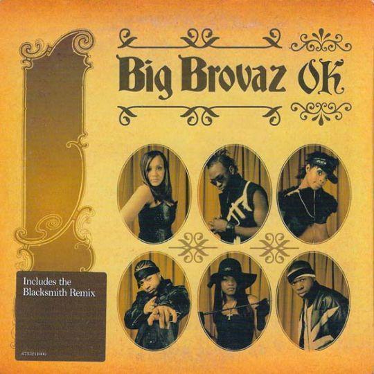 Coverafbeelding Ok - Big Brovaz