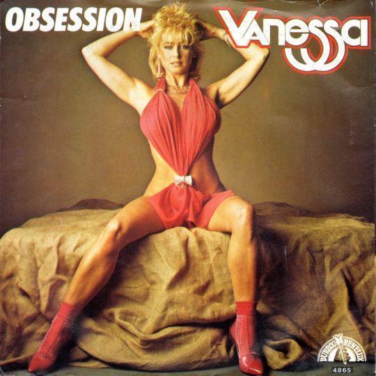 Coverafbeelding Obsession - Vanessa