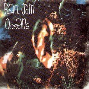 Coverafbeelding Oceans - Pearl Jam