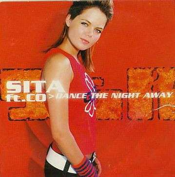 Coverafbeelding Dance The Night Away - Sita Ft. Co
