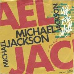 Coverafbeelding Michael Jackson - Off The Wall