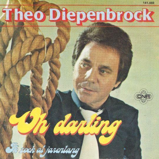 Coverafbeelding Theo Diepenbrock - Oh Darling