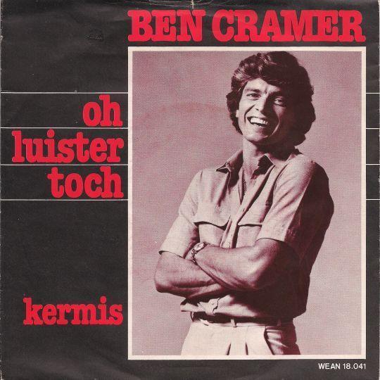 Coverafbeelding Oh Luister Toch - Ben Cramer