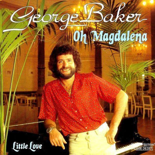 Coverafbeelding Oh Magdalena - George Baker
