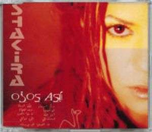 Coverafbeelding Ojos As� - Shakira
