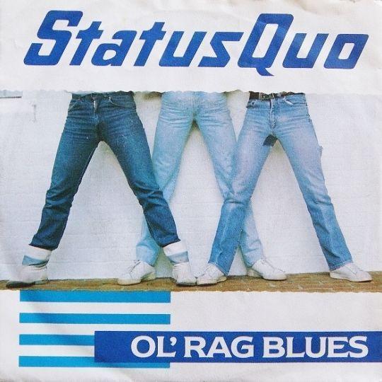 Coverafbeelding Ol' Rag Blues - Status Quo
