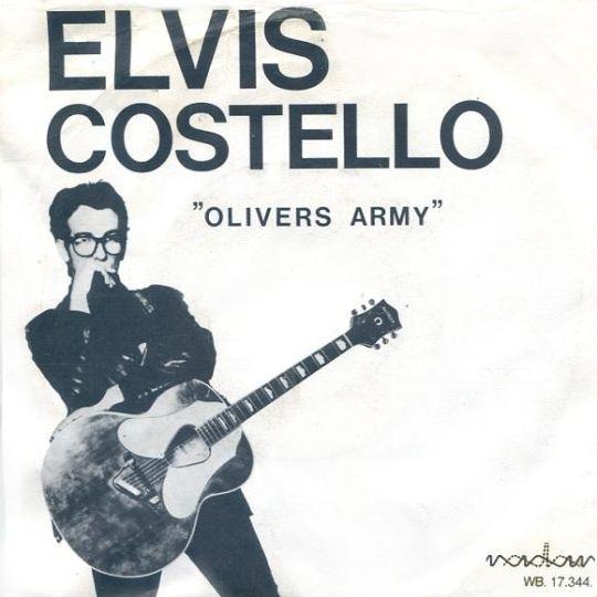 Coverafbeelding Olivers Army - Elvis Costello