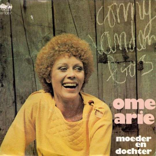 Coverafbeelding Ome Arie - Conny Vandenbos
