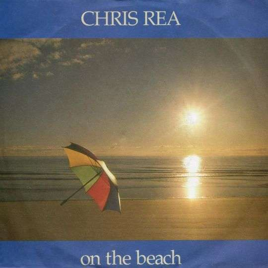 Coverafbeelding On The Beach - Chris Rea