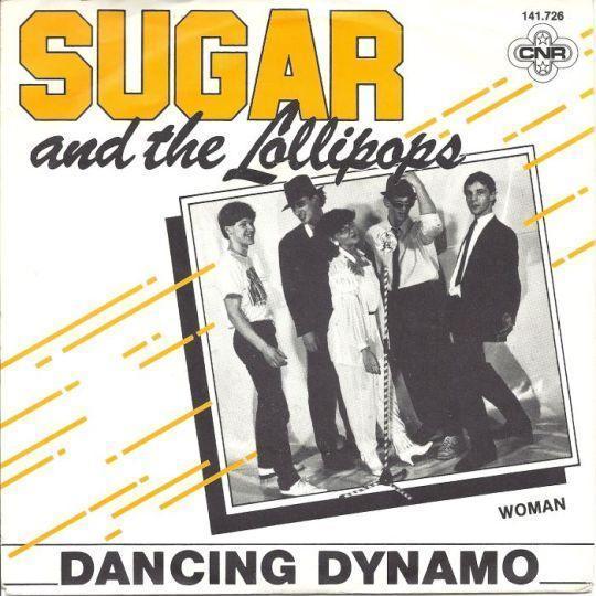 Coverafbeelding Dancing Dynamo - Sugar And The Lollipops