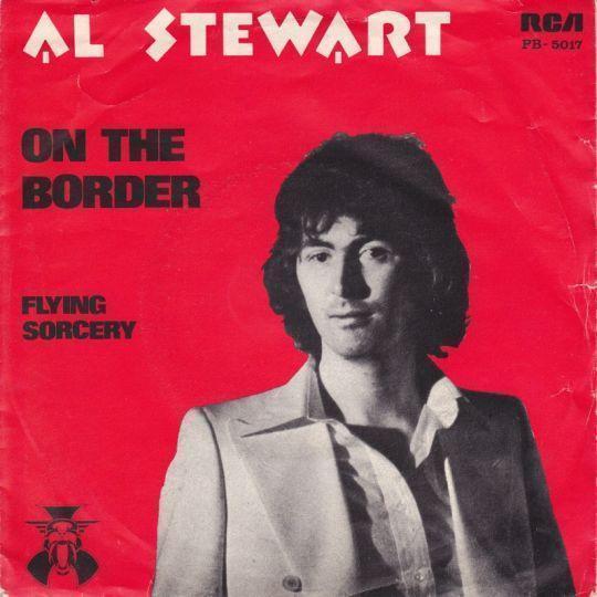 Coverafbeelding On The Border - Al Stewart