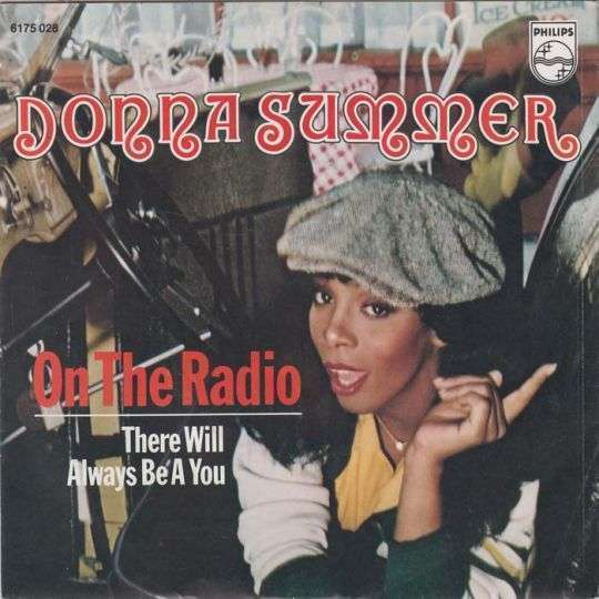 Coverafbeelding On The Radio - Donna Summer