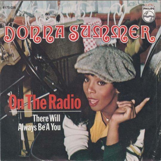 Coverafbeelding Donna Summer - On The Radio