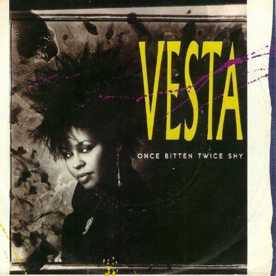 Coverafbeelding Vesta - Once Bitten Twice Shy