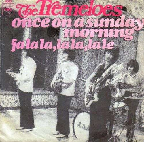 Coverafbeelding The Tremeloes - Once On A Sunday Morning