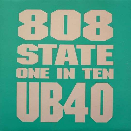 Coverafbeelding One In Ten - 808 State & Ub40