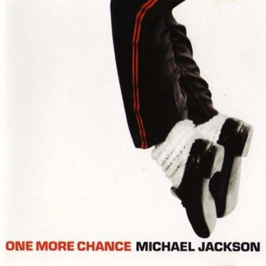 Coverafbeelding Michael Jackson - One More Chance