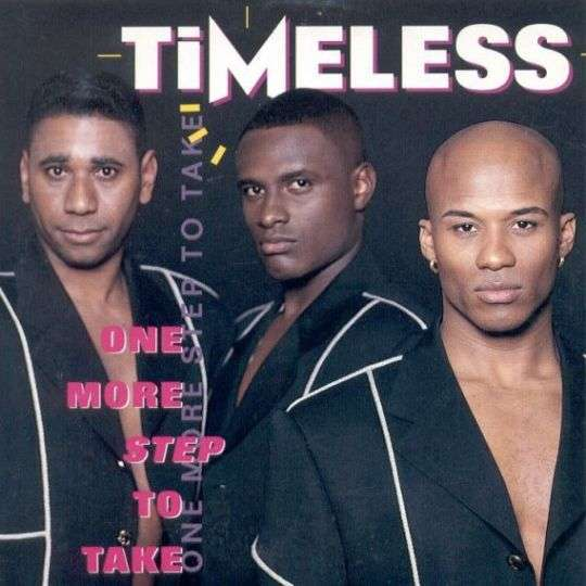 Coverafbeelding One More Step To Take - Timeless