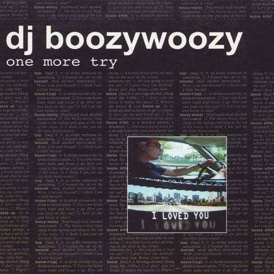 Coverafbeelding One More Try - Dj Boozywoozy