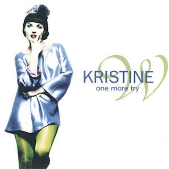 Coverafbeelding One More Try - Kristine W
